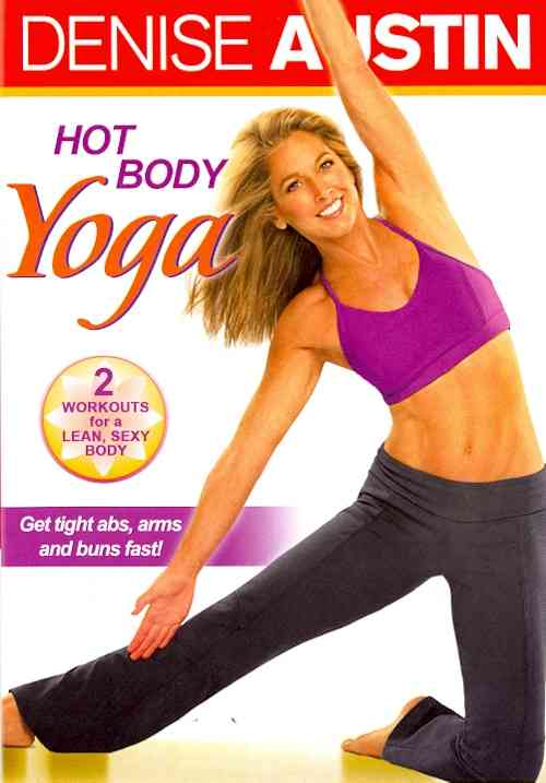DENISE AUSTIN:HOT BODY YOGA BY AUSTIN,DENISE (DVD)